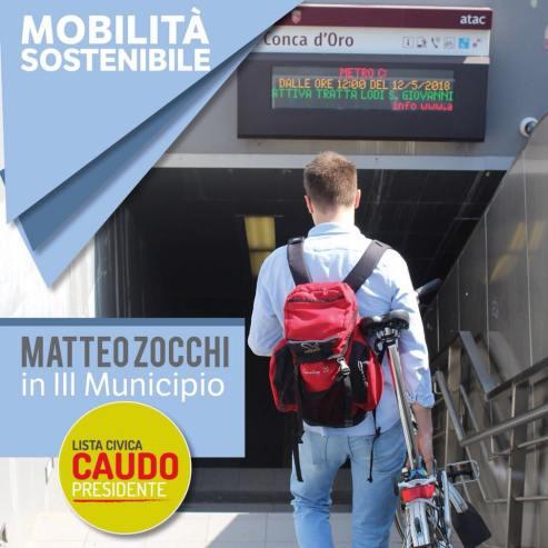 Mobilità sostenibile - Zocchi
