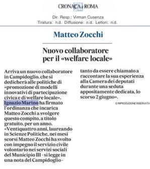 Campidoglio - Zocchi