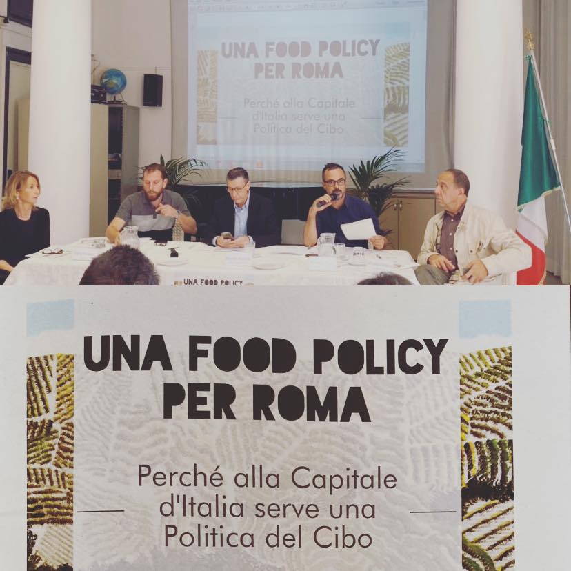 Terra - Food policy