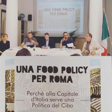 Terra - Food policy