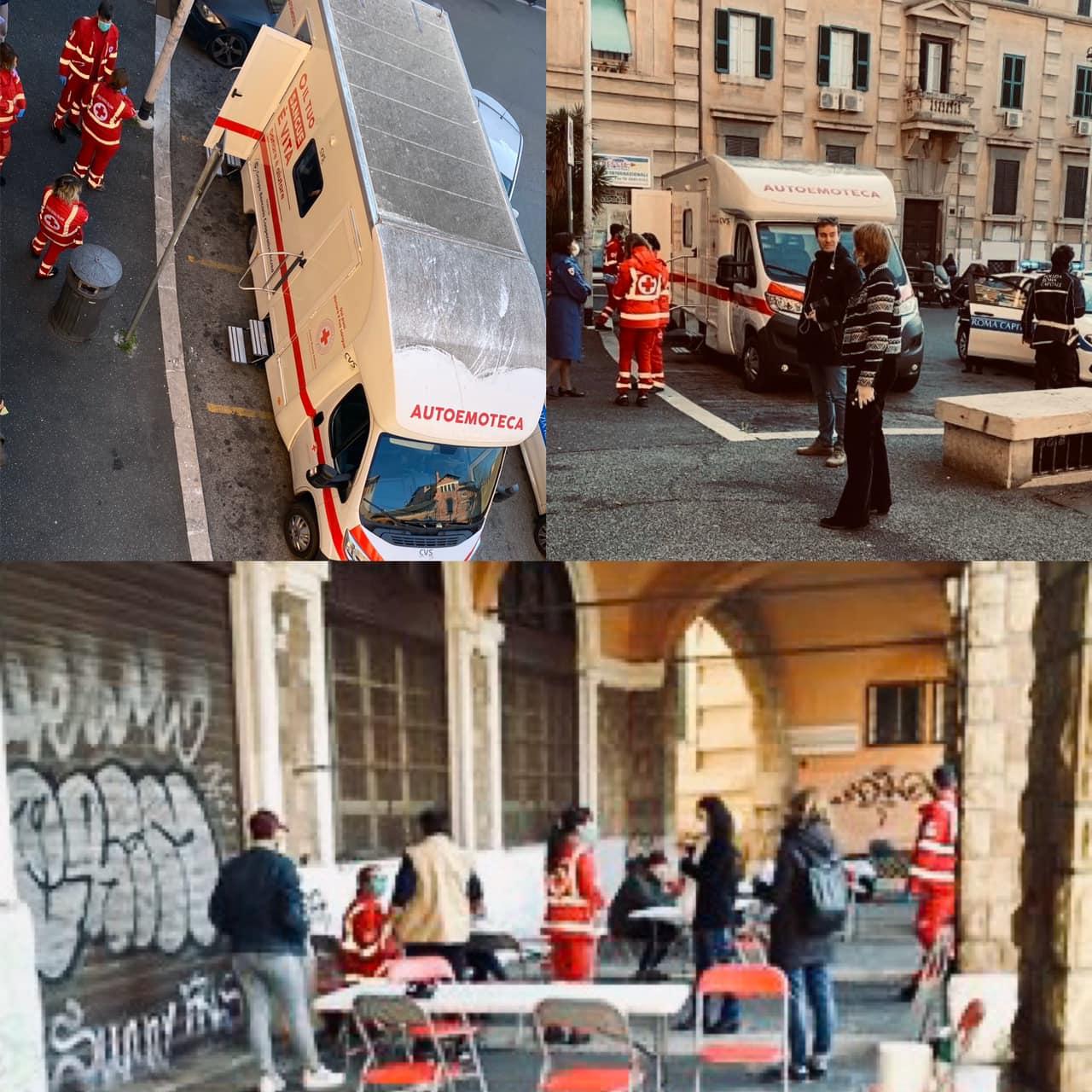 Piazza Sempione - Sangue
