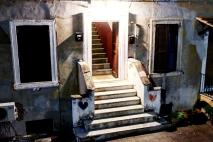 Condominio interno di viale Ionio Io non ho paura